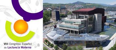 VIII Congreso español de lactancia materna